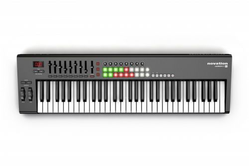 Controlador Midi Launchkey 61 Novation