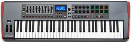 Controlador Midi Impulse 61 Novation
