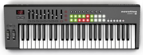 Teclado Controlador Launchkey 49 - Novation