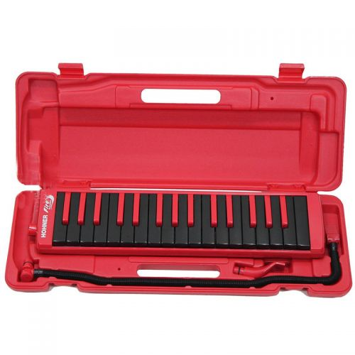 Escaleta Hohner 32 Teclas Fire Red-Black Melodica 9432