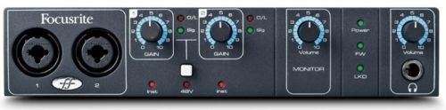 Interface De Áudio Saffire Pro 14 - Focusrite