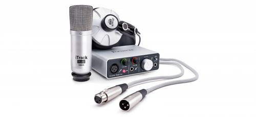 Interface de Audio USB Focusrite Itrack Studio para Ipad