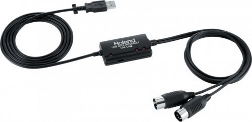 Interface Midi USB Um-One MK2 - Roland
