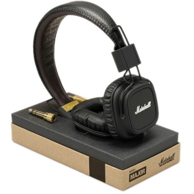 HeadPhone Major Black - Marshall