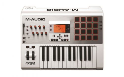 Teclado Controlador Premium Axiom Air 25 - M-Audio