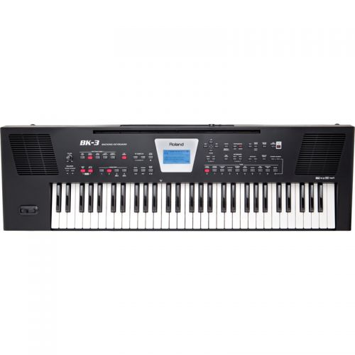 Teclado Arranjador Roland BK3 Backing Keyboard 61 Teclas