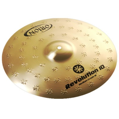 Prato Medium Crash 16'' Revolution 10 - Orion