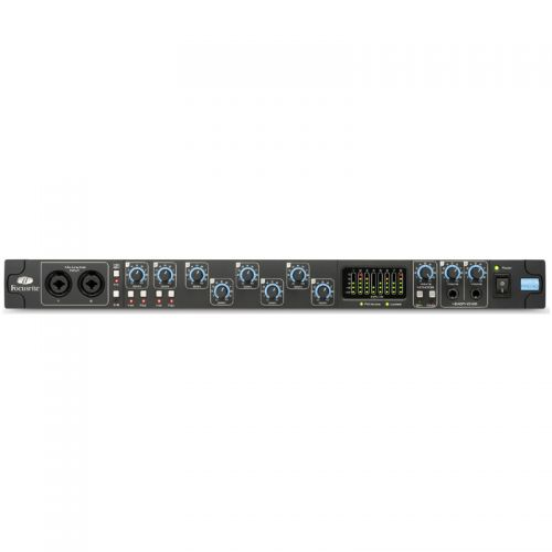 Interface de Áudio Focusrite 6 Canais Thunderbolt Saffire PRO 40