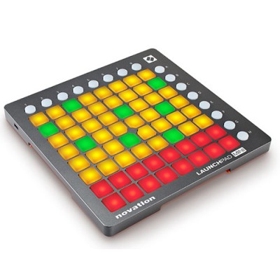 Controlador MIDI LaunchPAD Mini - Novation