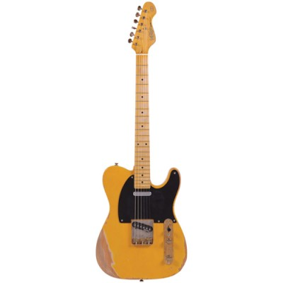 Guitarra Telecaster V52MR Icon Series V52 BS (Butterscotch) - Vintage