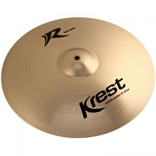 Prato de Ataque Krest Power Crash 18 Fusion Series Bronze B8