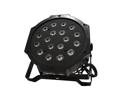 Par Led Octopus com 18 Leds de 1W Bivolt - Pls
