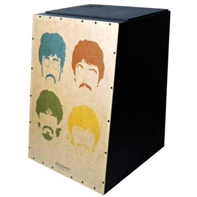 Cajon Acústico CJ1000 The Beatles - Jaguar