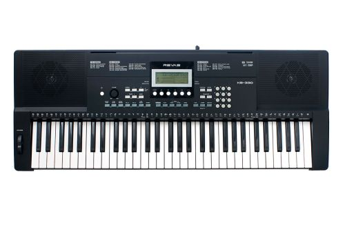 Teclado Musical 61 Teclas Sensitivas Arranjador com Pitch Band KB330 - Revas By Roland