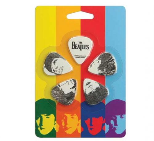 Palheta Planet Waves Guitarra e Violão The Beatles Medium 1CWH4-10B1 - Planet Waves