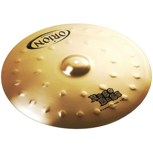 Prato Ataque Power Crash 18 Orion Rage Bass RB18PC Bronze B8