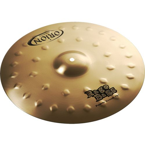 Prato Ataque Power Crash 16 Orion Rage Bass RB16PC Bronze B8
