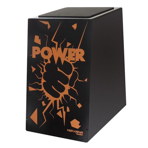 Cajon Acústico Liverpool Nirvana Estampa Power CAN 003