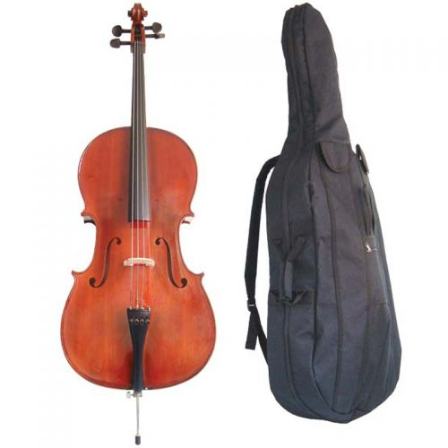 Violoncelo DC11 Standard Dark Ambar Cello 4/4 - Guarneri
