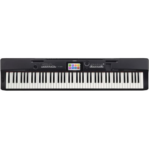 Piano Digital Casio Privia Stage PX-360 88 Teclas Preto