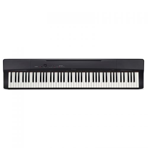 Piano Digital Casio Privia PX-160 BK Preto 88 Teclas com Pedal Sustain