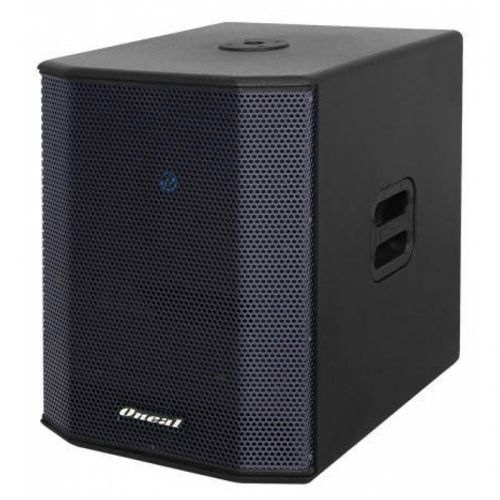 Sub Grave Ativo Oneal 1000 W RMS OPSB-2500-PT
