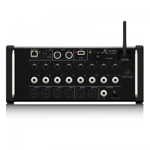 Mixer Digital Behringer X-air XR16 16in/6out