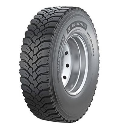 Pneu Michelin 275/80R22,5 X WORKS D - MISTO