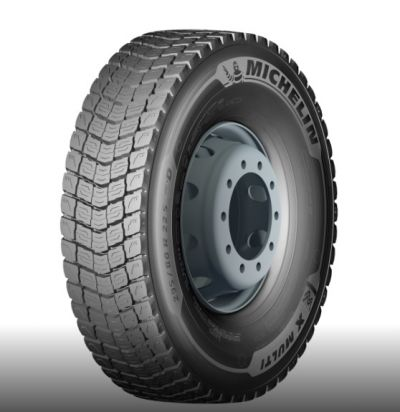 Pneu Michelin 295/80R22,5 Multi D2