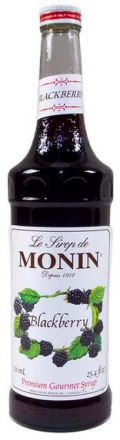 AROMATIZANTE PARA DRINKS AMORA (BLACKBERRY) MONIN