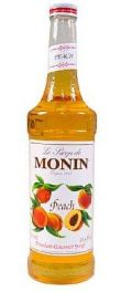 AROMATIZANTE PARA DRINKS PESSEGO (PEACH) MONIN
