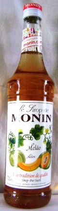 AROMATIZANTE PARA DRINKS MELÃO (MELON) MONIN