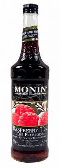 AROMATIZANTE PARA DRINKS CHA DE FRAMBOESA (RASPBERRY TEA) MONIN