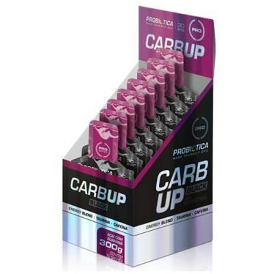 Carb Up Gel Black - 300g - Probiótica