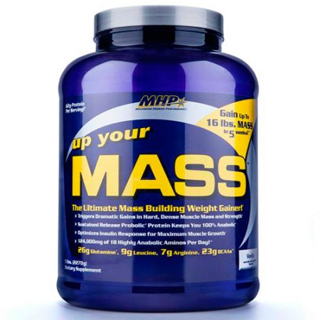 Up Your Mass - 2154g - MHP