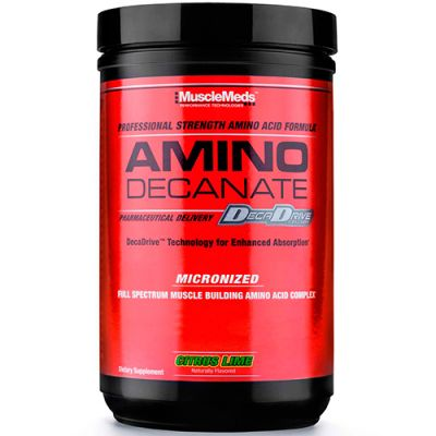 Amino Decanate - 300g - MuscleMeds