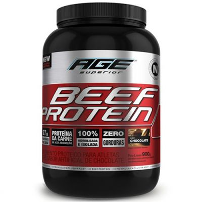 Beef Protein - 900g - Nutrilatina AGE