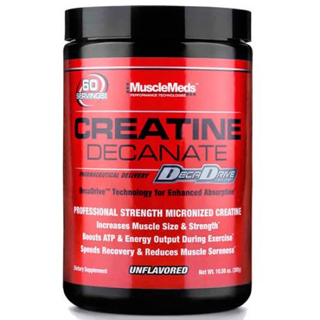 Creatina Decanate - 300g - MuscleMeds