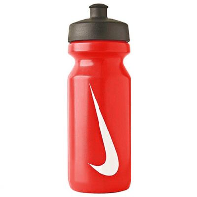 Squeeze Big Mouth Water Bottle - Vermelho - 650ml - Nike