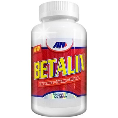 Betalin - Beta Alanina - 120 Tabletes - Arnold Nutrition