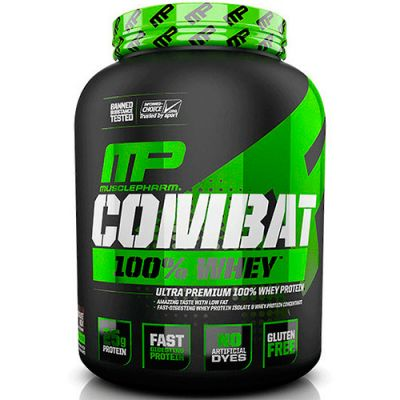 Combat 100% Whey - 2269g - Muscle Pharm