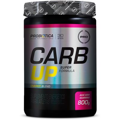 Carb Up Super Fórmula - 800g - Probiótica