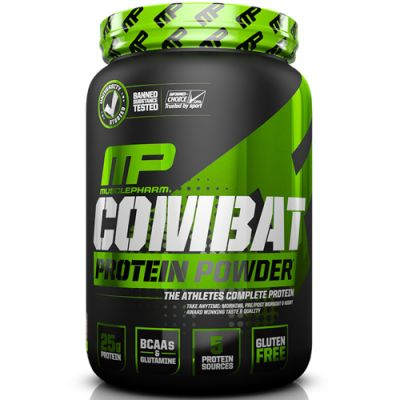 Combat Protein Powder - 907g - Muscle Pharm