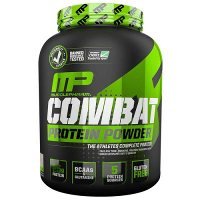 Combat Protein Powder - 1814g - Muscle Pharm