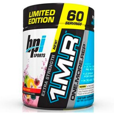 1MR One More Rep - 240g - 60 Doses - BPI Sports
