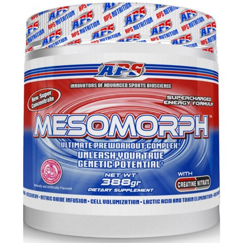 Mesomorph Ultimate Preworkout - 388g - 25 doses - APS Nutrition