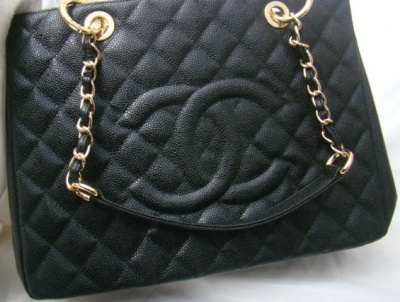 Bolsa Chanel Shopper preto Inspired  - foto principal 1