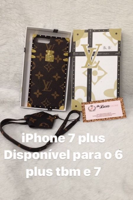 Capinha iPhone 6 e 7 plus tbm