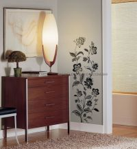 Jazzy Jacobean Wall Decal - RMK1167GM