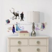 Adesivo RoomMates - Frozen Peel and Stick Wall Decals - RMK2361SCS